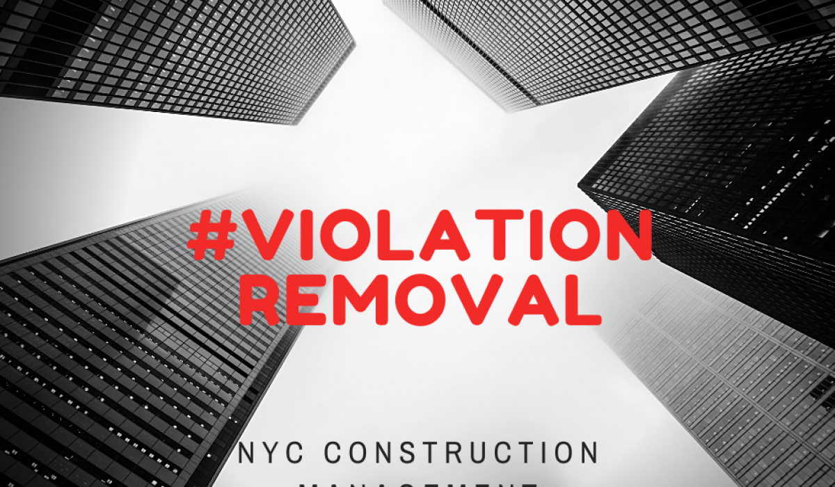 Violation Removal